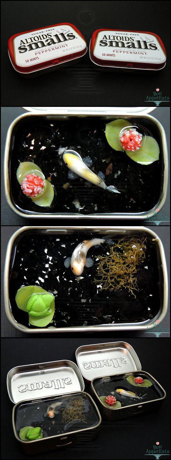 Small Tin Ponds, Set1 by Bon-AppetEats on DeviantArt