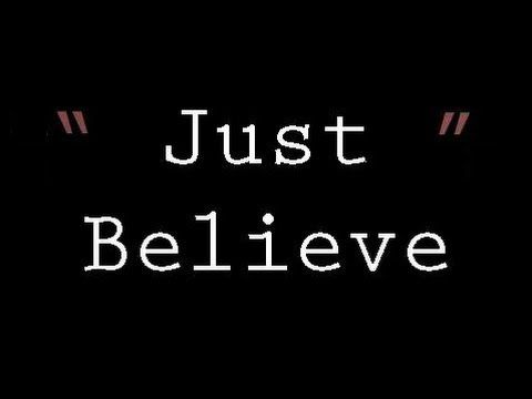 Just Believe!- Your Faith Is Stronger Than You Think... (Law Of Attraction) I listen to this often.