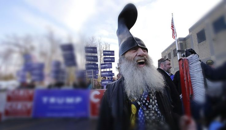 Is Donald Trump Modeling His Campaign After Vermin Supreme The Only Candidate To Have A Zombie Apocalypse Plan?