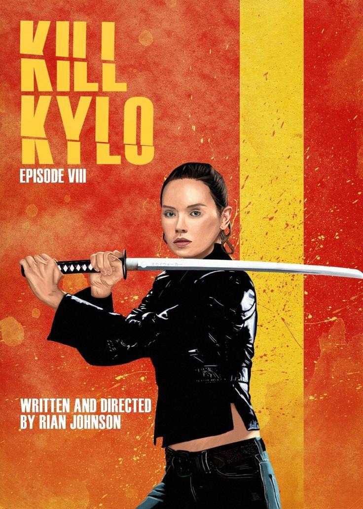 Kill Kylo - Created by George Grey