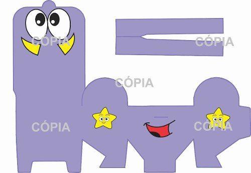 Convite/brinde Mochila Da Dora Aventureira (arte Pronta) - Para Bebês - Crianças