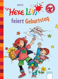 Büchereckerl: Hexe Lilli feiert Geburtstag