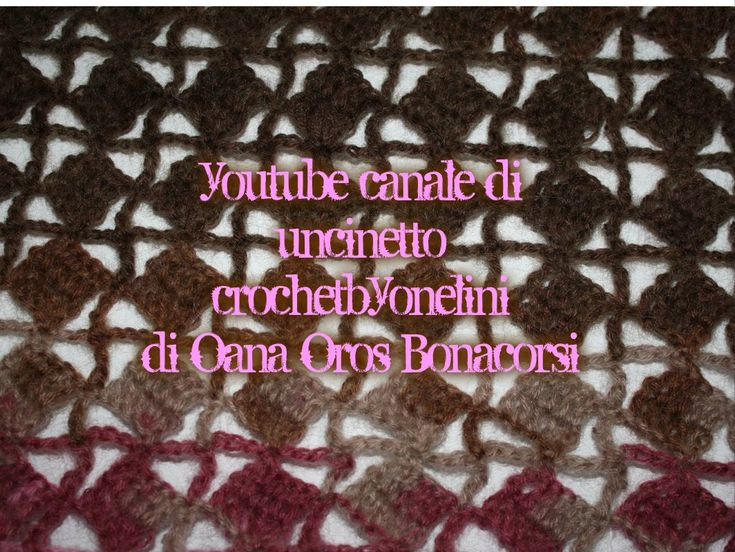 99 best punti ad uncinetto images on Pinterest