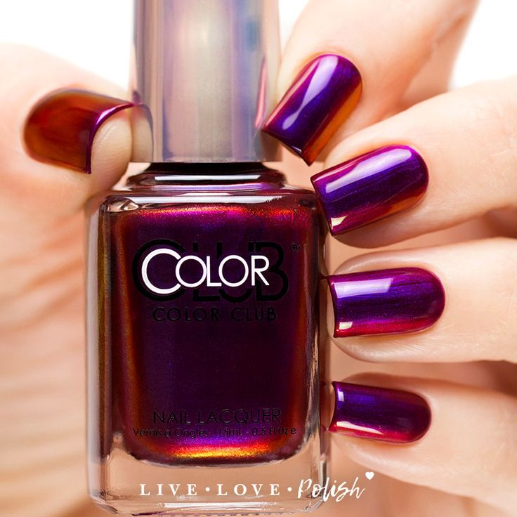 Color Club We'll Never Be Royals (Oil Slick Collection)