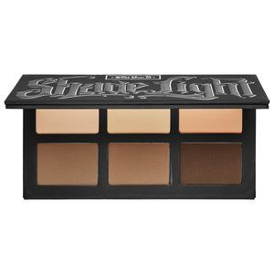 Kat Von D Shade + Light Palette |    The Kat Von D Shade + Light Palette is a great choice for both queens who are new to the world of contouring as well as makeup connoisseurs. Anyone can become a contouring pro with the help of this kit!    Read more: http://thepageantplanet.com/top-10-makeup-products-of-2015/#ixzz3xcXZAlaE