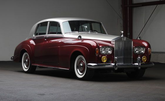 1965 Rolls-Royce Silver Cloud III Saloon
