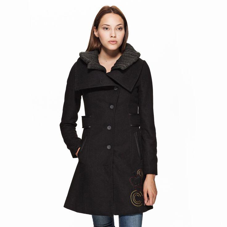 Desigual damen mantel abrig_malta