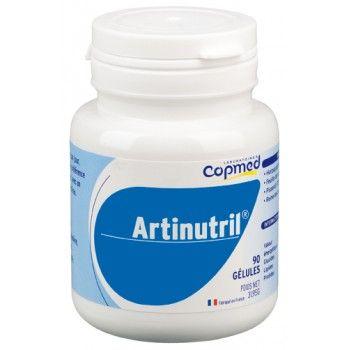 Artinutril® Complément alimentaire à base de plantes.  Aide à maintenir la santé des articulations, grâce à l'harpagophytum.