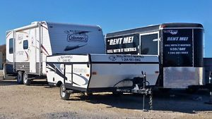 Camper and Tent trailers for rent. Fall Specials coming soon!!! Winnipeg Manitoba image 3
