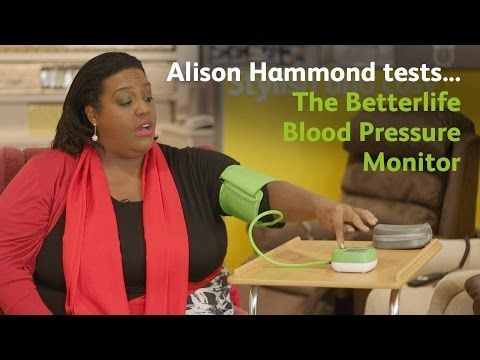 Alison Hammond Tests… The Betterlife Blood Pressure Monitor -  CLICK HERE for the Blood Pressure treatment method #blood #pressure #bloodpressure Alison Hammond Tests… The Betterlife Blood Pressure Monitor. Find out more:  High blood pressure rarely has any noticeable symptoms, but if left untreated, you are at risk for quite a few health problems.  Now, s... - #BloodPressure