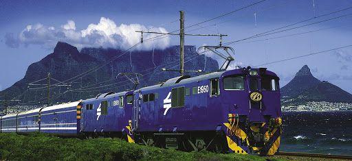 """""""Blue Train"""" :: Cidade do Cabo - Pretória (capital), África do Sul."""