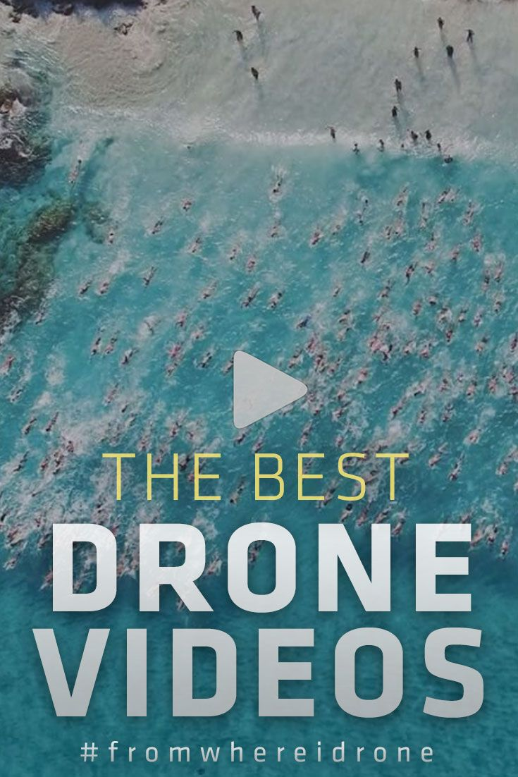 A collection of the best, most inspiring drone videos of the year! via @fromwhereidrone