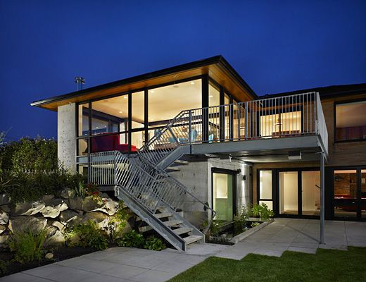 This House Shows Owners Love To Mid Century Modern