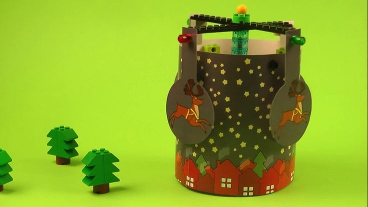 To build this robot, all you need is: LEGO WeDo 2.0 (45300) set, two sheets of paper with background and Santa's sleigh printed on them, scissors and sticky tape to cut out and fold the paper cylinder.  Building and programming instruction available here (en): https://www.robocamp.eu/decorate-your-christmas-with-lego-wedo-2-0/ Instrukcja budowy i programowania dostępna tutaj (pl): http://robocamp.pl/2016/12/20/swiateczna-dekoracja-z-klockow-lego-wedo-2-0/