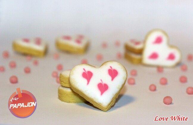 i love pink #royalicing #cookies #papajonfood