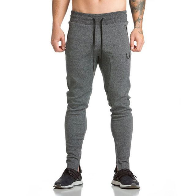 Check it on our site SJ 2017 New Fashion Men's GASP&GOLDS Pants, Male Fitness Workout Pants,Sweatpants Trousers Jogger Pants just only $16.99 with free shipping worldwide  #pantsformen Plese click on picture to see our special price for you