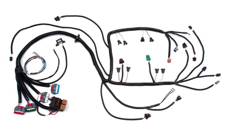93 lt1 to ls1 wiring harness conversion how to