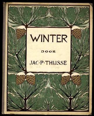 'Winter' book cover, 1909.