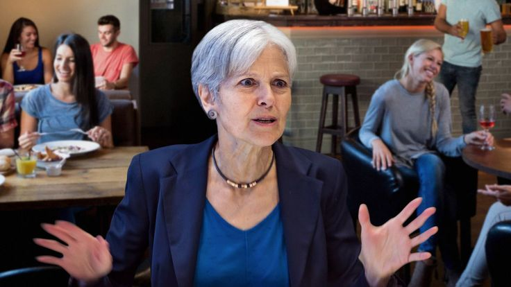 Ruby Tuesday Waiter Warns Jill Stein Her Green Party Response To Trump Speech Disrupting Other Diners