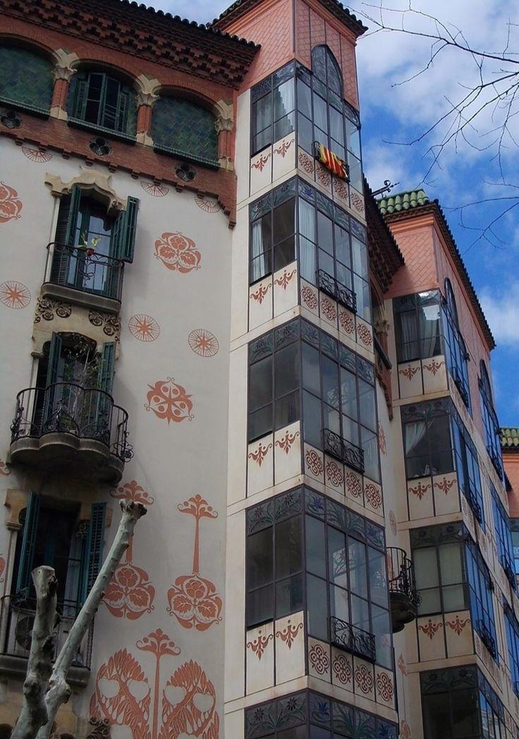 75 best images about art nouveau on pinterest brussels - Art deco barcelona ...