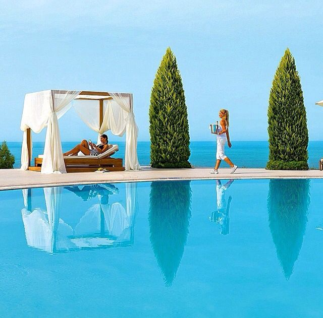 Oceania Resort, Halkidiki, Greece ❤️