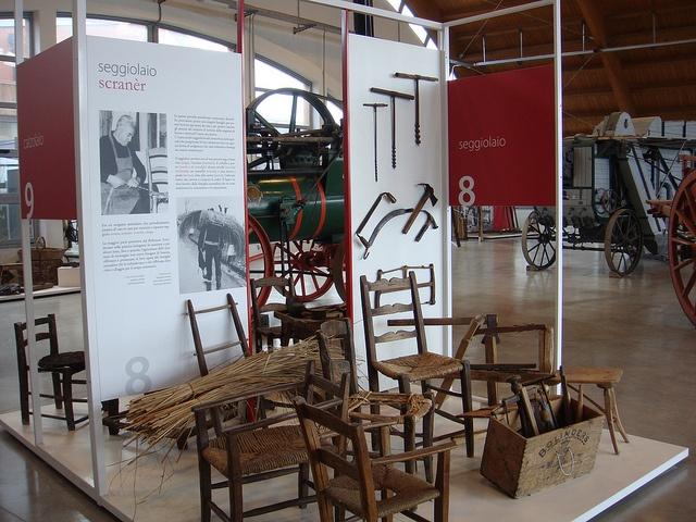 Museo della Civiltà Contadina, sezione artigiani di campagna by Turismo Emilia Romagna, via Flickr