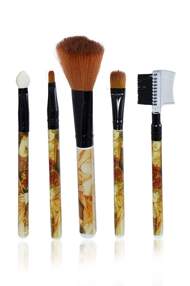 Adbeni+Wallet+Makeup+Brush+7+In+1+set+01+Price+₹99.00