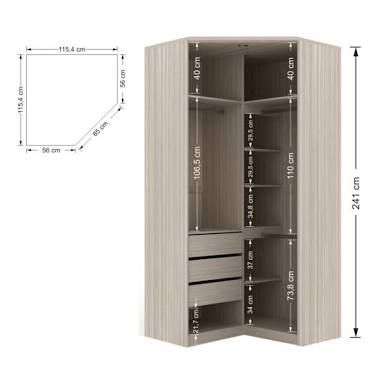 「closet planta medidas」の画像検索結果