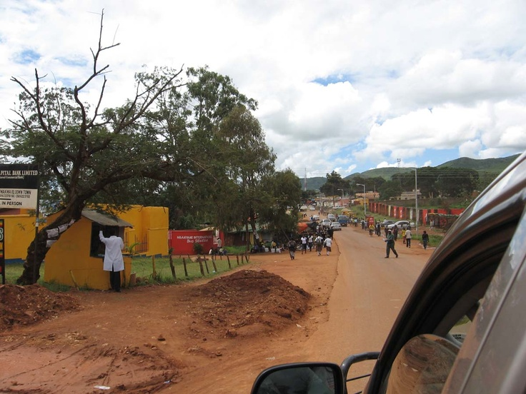 Visit building location Zambia, Chipata