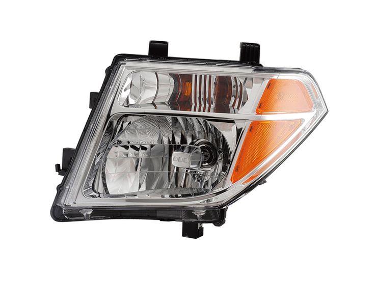 2005-2008 Nissan Frontier/2005-2007 Nissan Pathfinder New Driver Side CAPA Headlight: HEADLIGHT CAPA… #CarHeadlights #AutoHeadlights