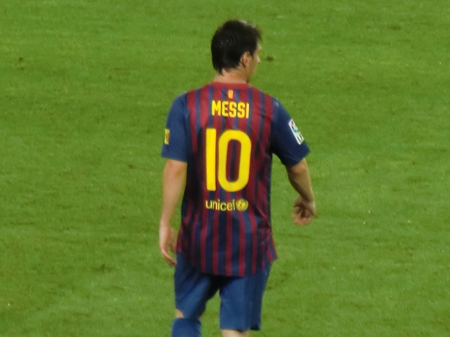 Want to see Messi? Come to Barcelona!