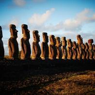 Rapa Nui National Park, Isla de Pascua, Chile