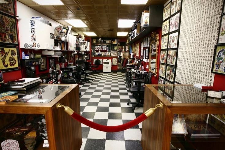tattoo shops in north philly