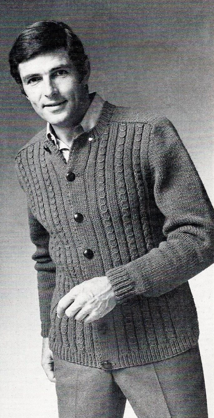 37 best guy sweaters images on Pinterest   Cardigans, Knitting ...