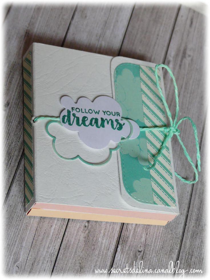 Flipbook nuage cloud dreams reve #secrestdelina