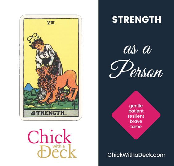Strength as a Person