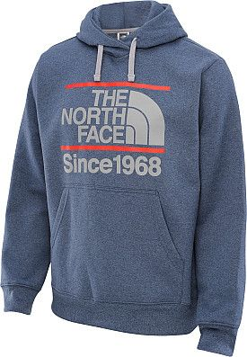 THE NORTH FACE Men's Between the Bars Pullover Hoodie - SportsAuthority.com