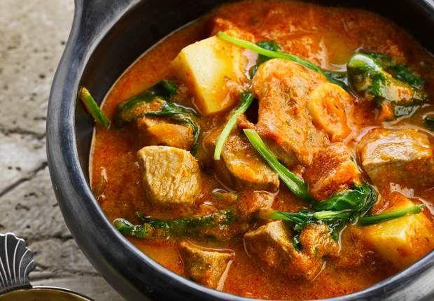 Veau au curry rougeVoir la recette duVeau au curry rouge >>