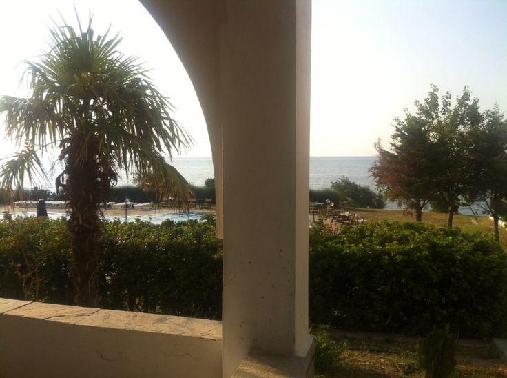 Kastro Hotel in Paliapolis.
