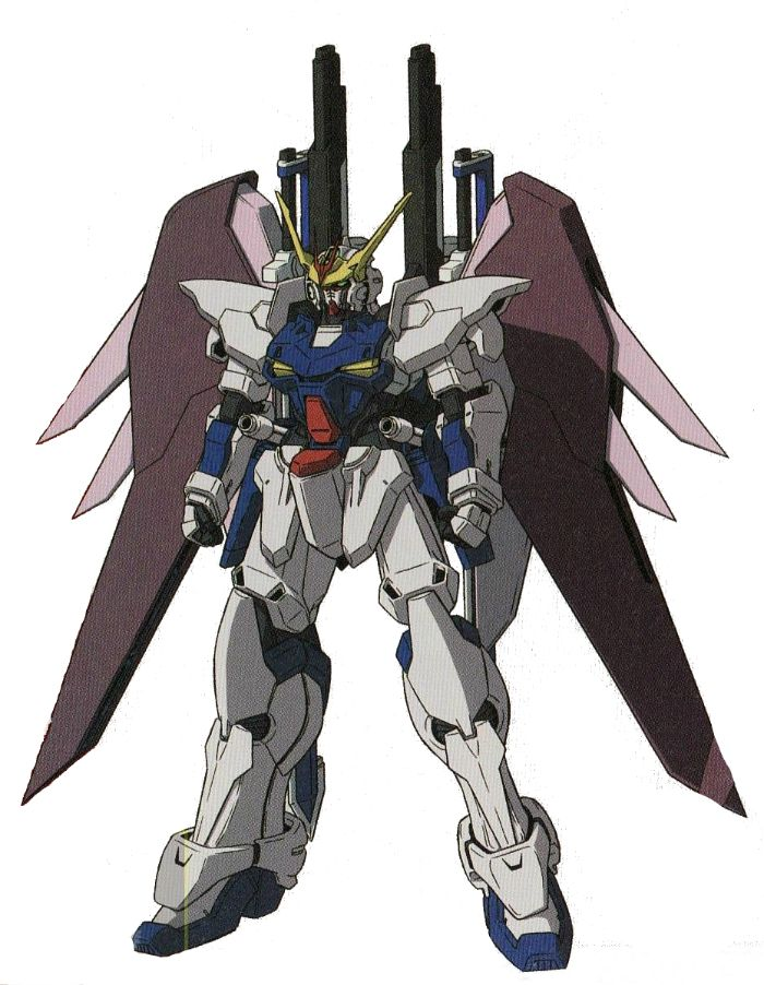 The GF13-017NJ Shining Gundam is a mobile fighter for the nation ...