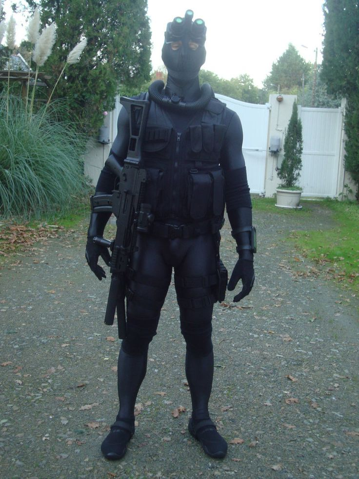 splinter cell cosplay by gign5749deviantartcom on deviantart - Splinter Cell Halloween Costume