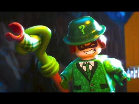 awesome Watch THE LEGO BATMAN Movie Extended TV Spot (2017) Animated Comedy Movie HD