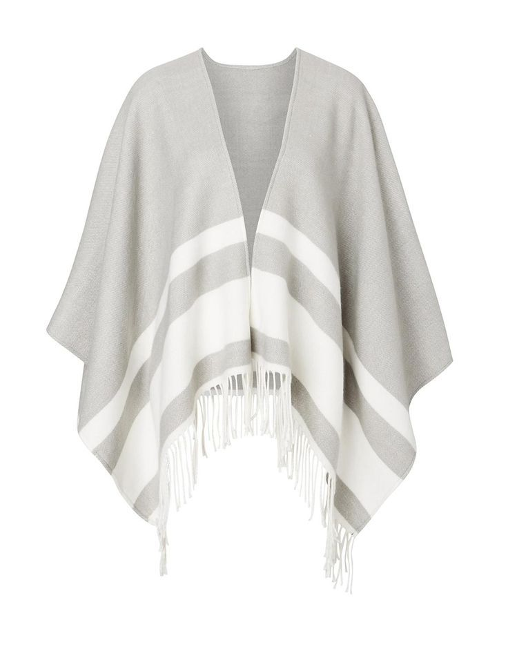 gorgeous Fringed Wrap  from Woolworths