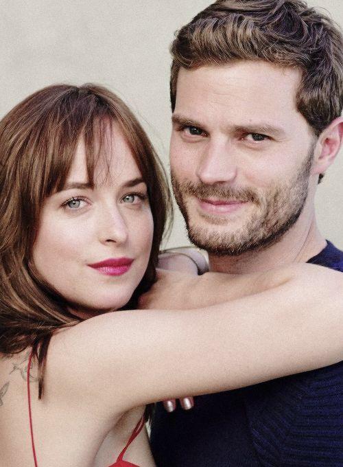 Jamie et Dakota ...