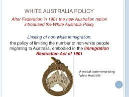 Image result for white australia policy
