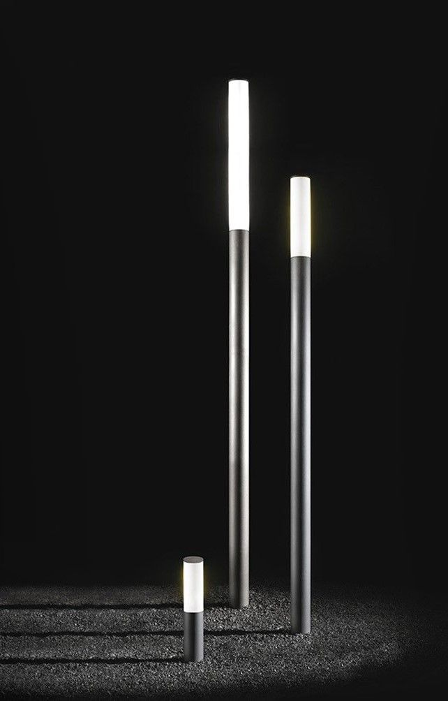 Lighting Bollard / For Public Areas   AX IS By David Abad   B.
