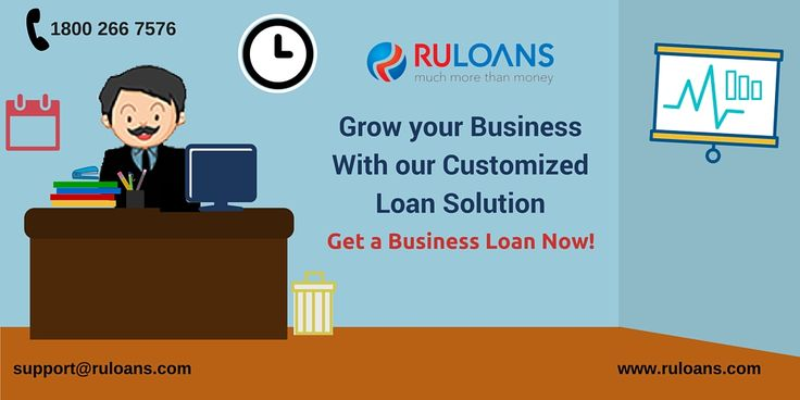 Enhance your Business with our Customized Loan Solution ! Get a #BusinessLoan - #Ruloans For more details visit - https://www.ruloans.com/business-loan