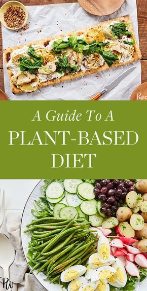 What the Heck Is a Plant-Based Diet (and Should You Try It)? #plantbased #plantbaseddiet #vegetarian #healthyeating #healthyfood