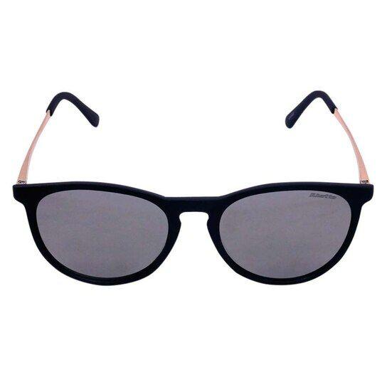Oculos De Sol Khatto Erika Feminino Preto E Dourado Oculos De