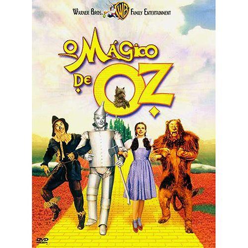 DVD O Mágico de Oz                                                                                                                                                                                 Mais
